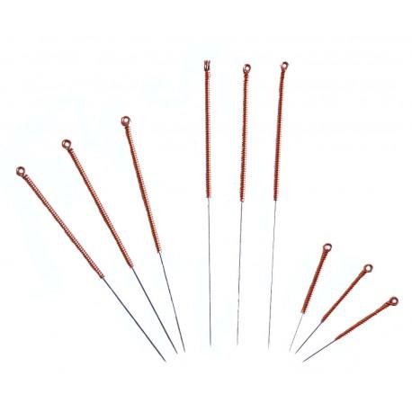 Agujas de acupuntura TeWa CB Type 25x40 (100 unidades
