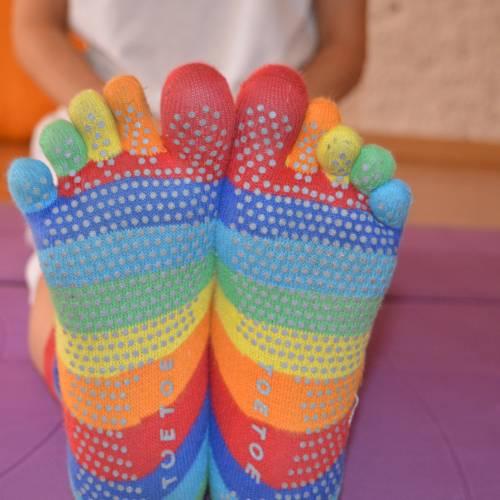 ¿Cómo es tu equilibrio y estabilidad? Observa tus pies