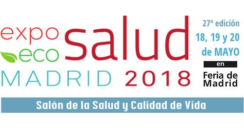 EXPO ECO SALUD MADRID 2018