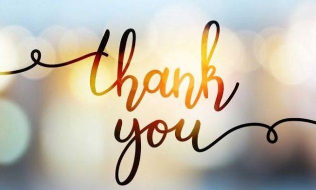 Agradecer es vivir el presente